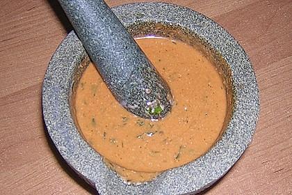 10 Min. - Sauce (Tomaten/Basilicum) all´ italiamann