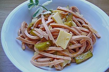 Mandrix  Wurstsalat 1