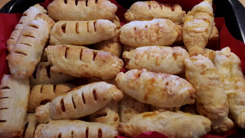 würstchen im schlafrock fingerfood