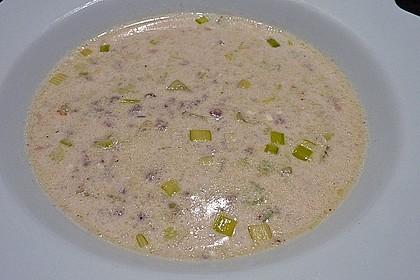 Hackfleisch-Lauch-Suppe 16