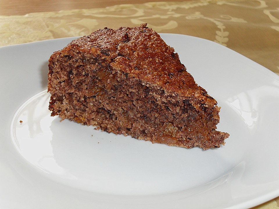 Dinkel Walnuss Kuchen Von Reimero Chefkoch De