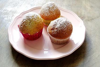 Mini - Fanta - Muffins (Tassen-Rezept) (Bild)