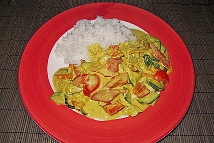 Chicken - Curry 1