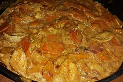 Chicken - Curry 10
