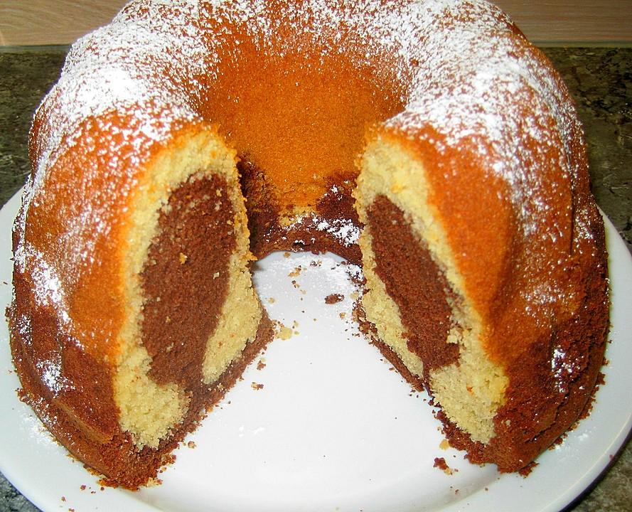 Marmorkuchen Mit Nutella Von Nana1001 Chefkoch De
