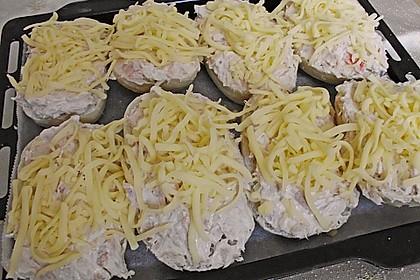 Thunfisch - Schmand - Brötchen 21