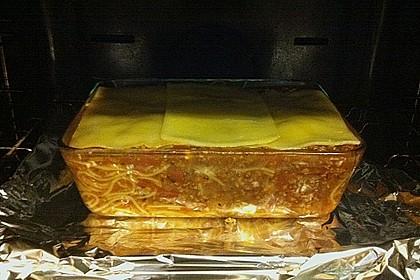 Lasagne für die kleine Familie 1