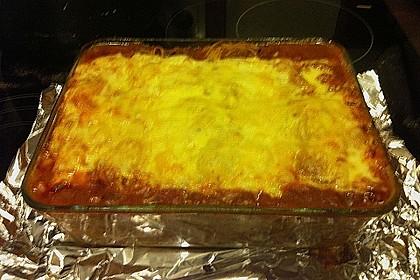 Lasagne für die kleine Familie