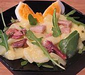 Kartoffelsalat mit Aal (Bild)