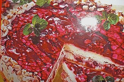 Philadelphia - Kirsch - Torte