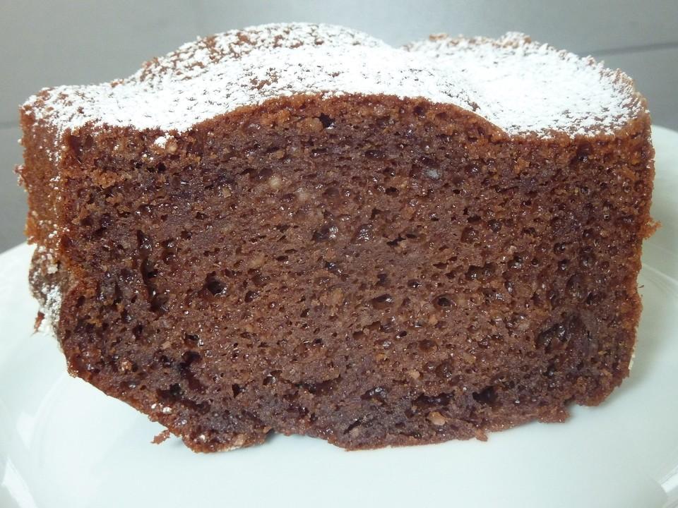 Schoko Nuss Kuchen Von Mittzi Chefkoch De