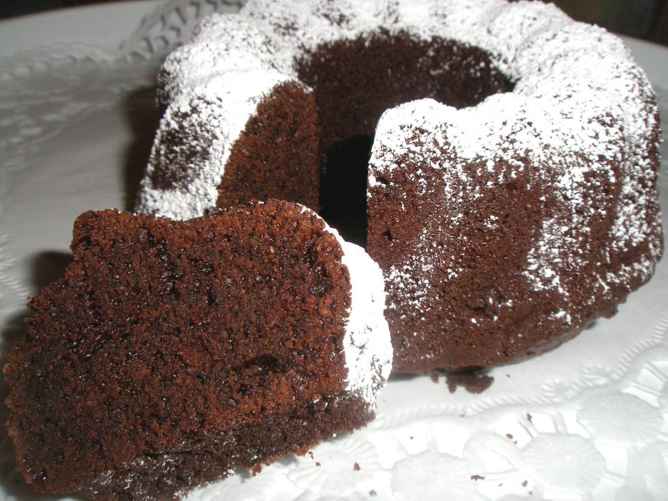 Schoko Nuss Kuchen Von Mittzi Chefkoch