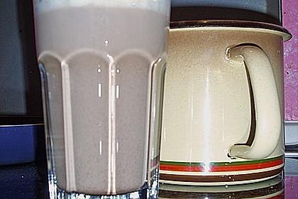 Heißer Kakao mit Honig und Zimt 5
