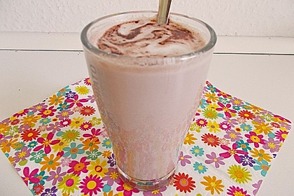 Heißer Kakao mit Honig und Zimt 4