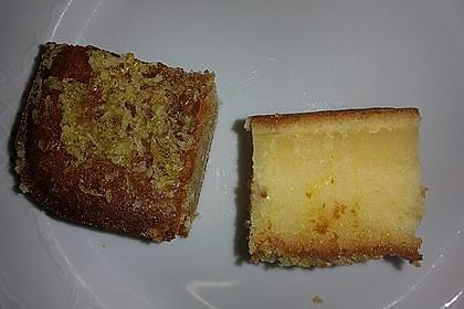 Australischer Zitronenkuchen (Bild)