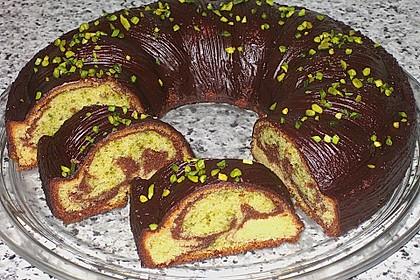 Pistazien - Schoko - Kuchen 5