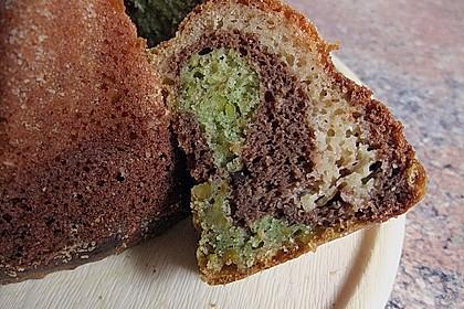 Pistazien - Schoko - Kuchen 7