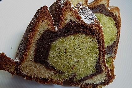 Pistazien - Schoko - Kuchen 3
