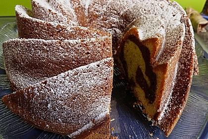 Pistazien - Schoko - Kuchen