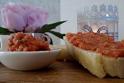 5 Minuten - Paprika - Paste