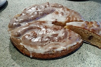 Mürbeteig ohne Butter für Apfelkuchen oder Plätzchen 8