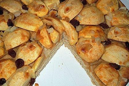 Mürbeteig ohne Butter für Apfelkuchen oder Plätzchen 1