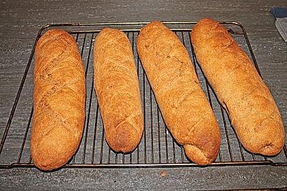 Vollkorn - Buttermilch - Baguette 1