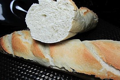 Vollkorn - Buttermilch - Baguette