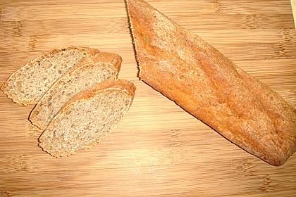 Vollkorn - Buttermilch - Baguette 3