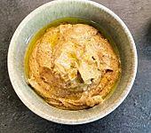 Auberginencreme mit Sesampaste (Bild)