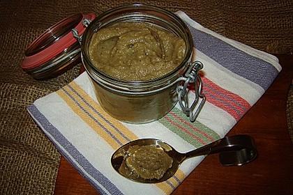Auberginencreme mit Sesampaste 5