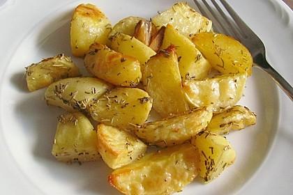 Rosmarin - Backofenkartoffeln