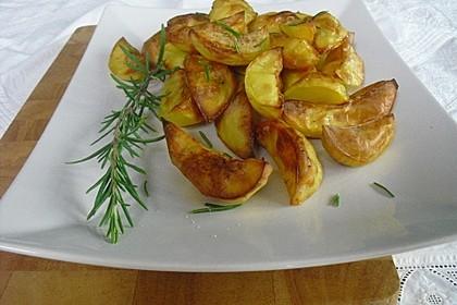 Rosmarin - Backofenkartoffeln 1