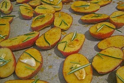 Rosmarin - Backofenkartoffeln 3