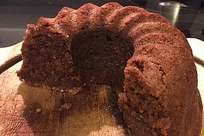 Bananen - Nutella - Haselnuss - Kuchen a la Mäusle 4