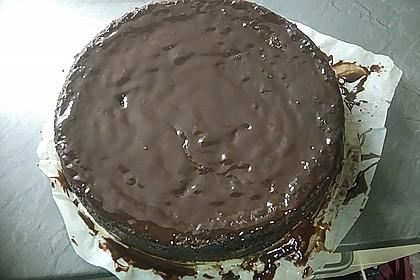 Bananen - Nutella - Haselnuss - Kuchen a la Mäusle 5