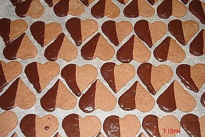 Nusskekse mit Kakao 7