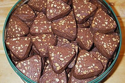 Nusskekse mit Kakao 5