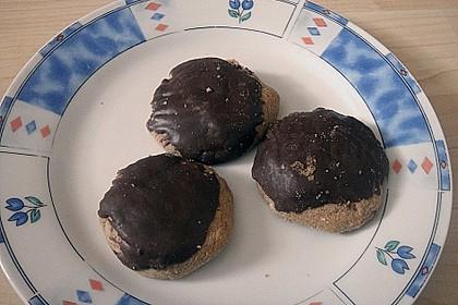 Nusskekse mit Kakao 11