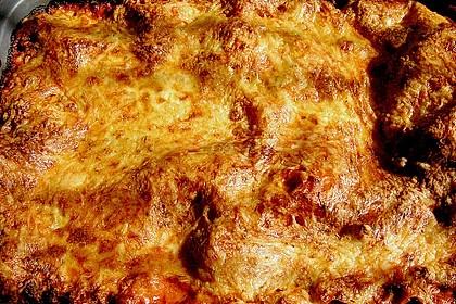 Würzige Lasagne 2
