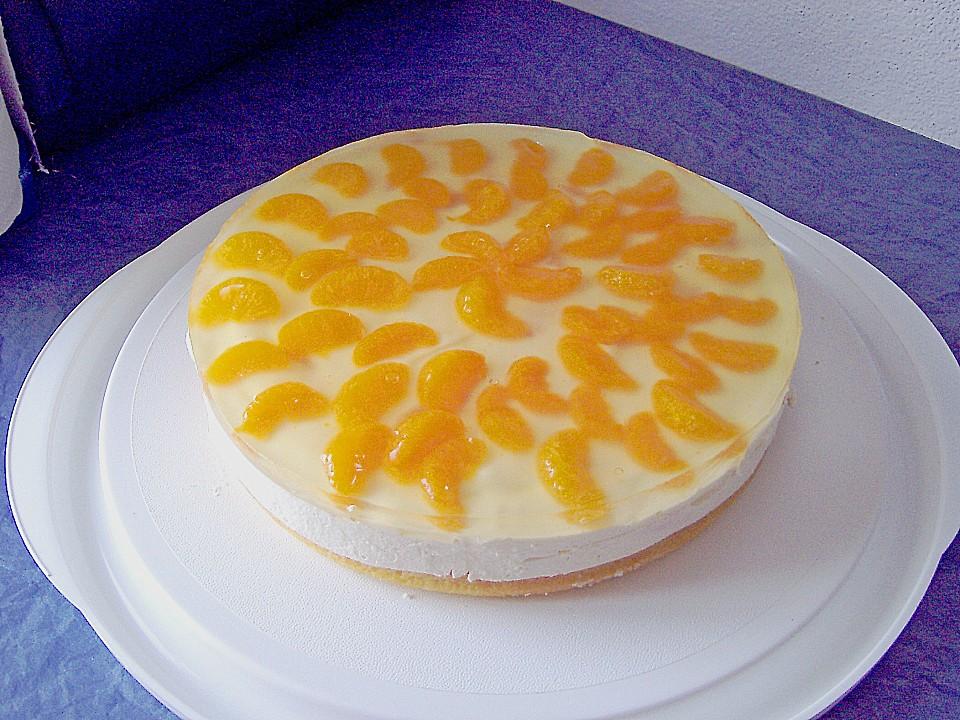 Mandarinen Joghurt Torte Von Galimero Chefkoch De