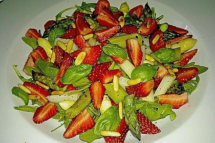Spargel-Erdbeersalat 26