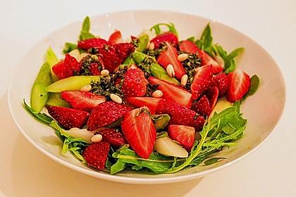 Spargel-Erdbeersalat 7