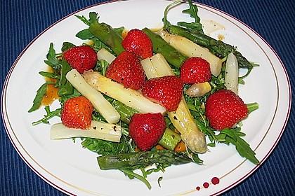 Spargel-Erdbeersalat 31