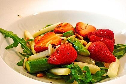 Spargel-Erdbeersalat 5