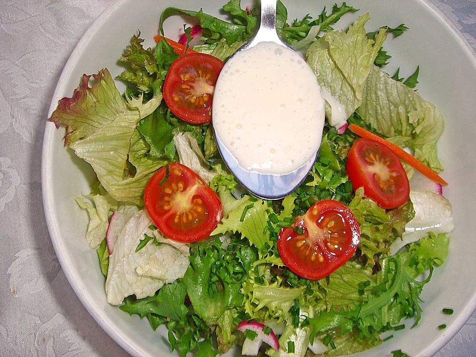 Dressing Für Blattsalat Von Geminisilk Chefkoch