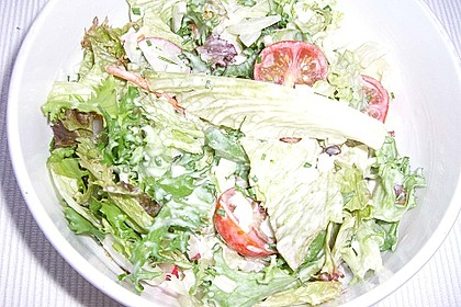 Dressing für Blattsalat 7