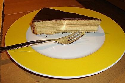 Baumkuchen Torte 1