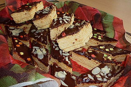 Baumkuchen Torte 7
