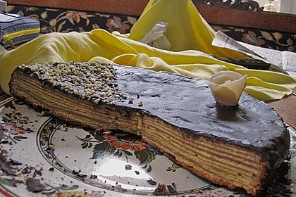 Baumkuchen Torte 26